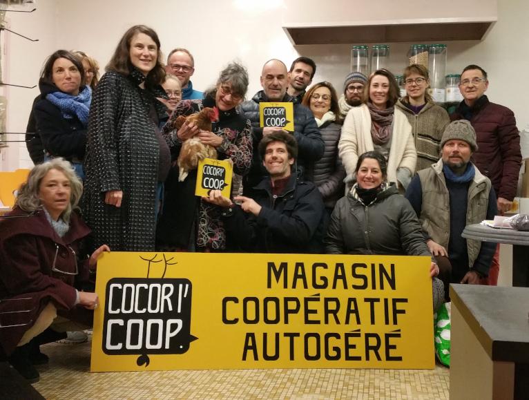 Cocoricoop Groupe